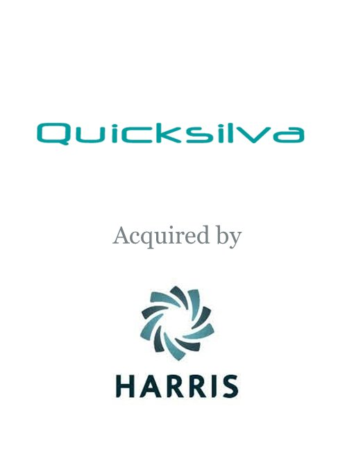 Harris Computer Corporation acquires Quicksilva