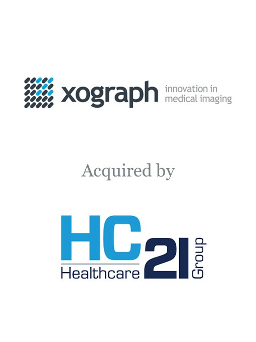 Healthcare 21 Group acquires Xograph Healthcare