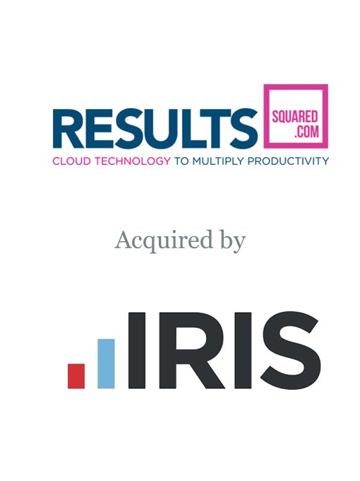 IRIS Software Group acquires Results Squared