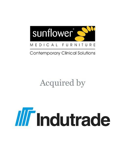 Indutrade acquires Sunflower Medical