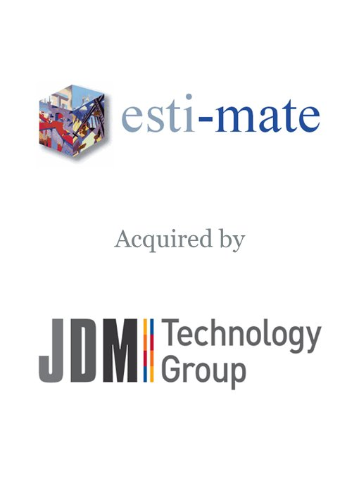JDM Technology Group acquires Estimate Software