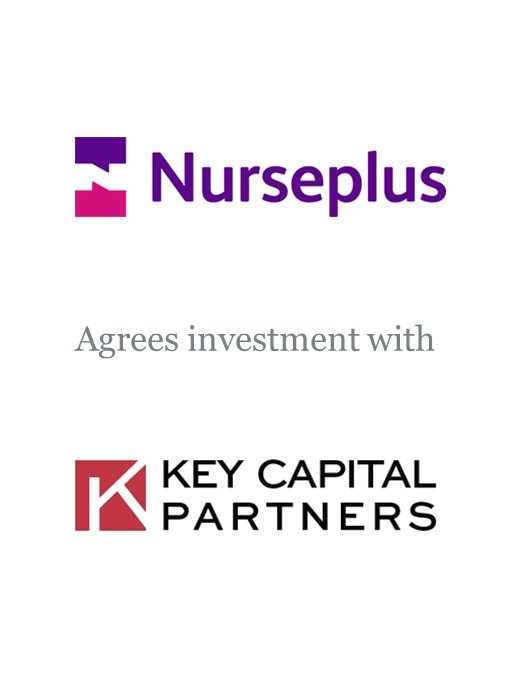 Nurse Plus agrees investment with Key Capital Partners