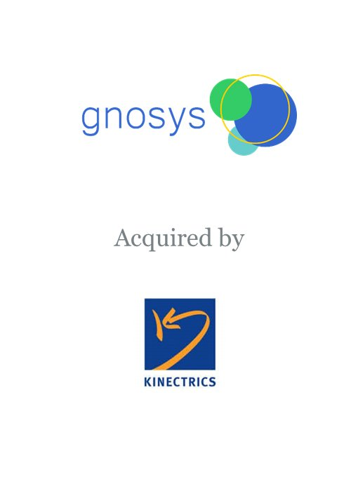 Kinectrics acquires Gnosys Global