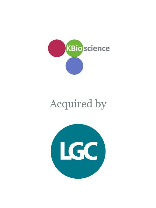 LGC acquires KBioscience