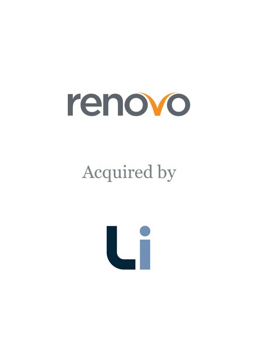 Liberata acquires Renovo