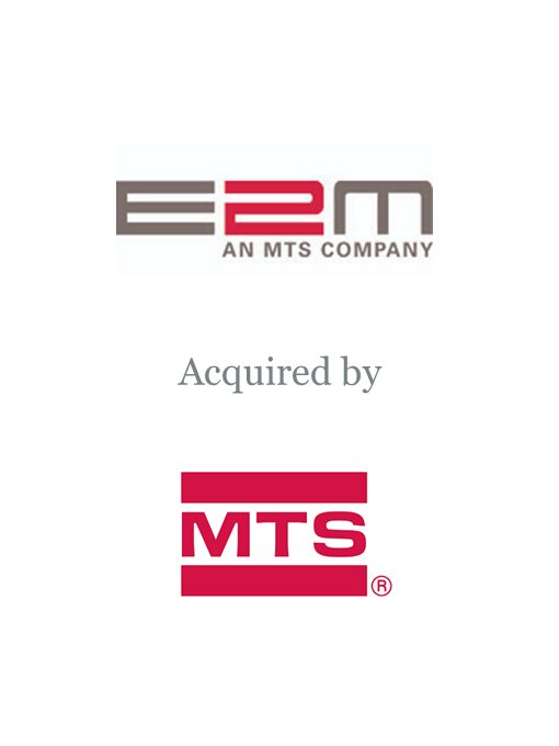 MTS Systems Corporation acquires E2M Technologies