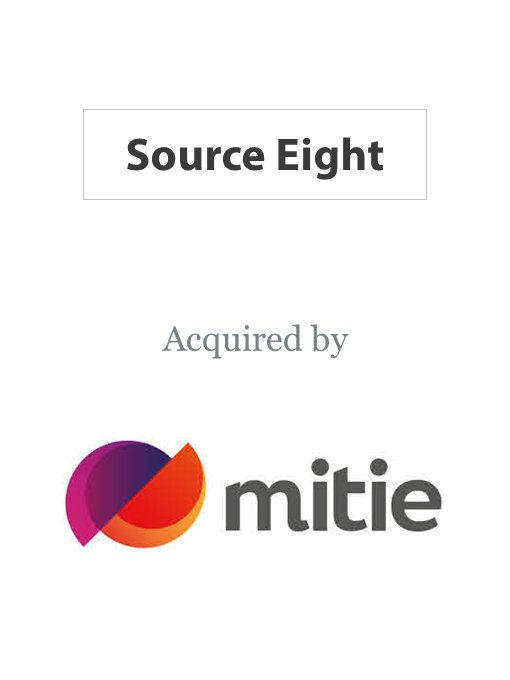 Mitie Group plc acquires Source Eight