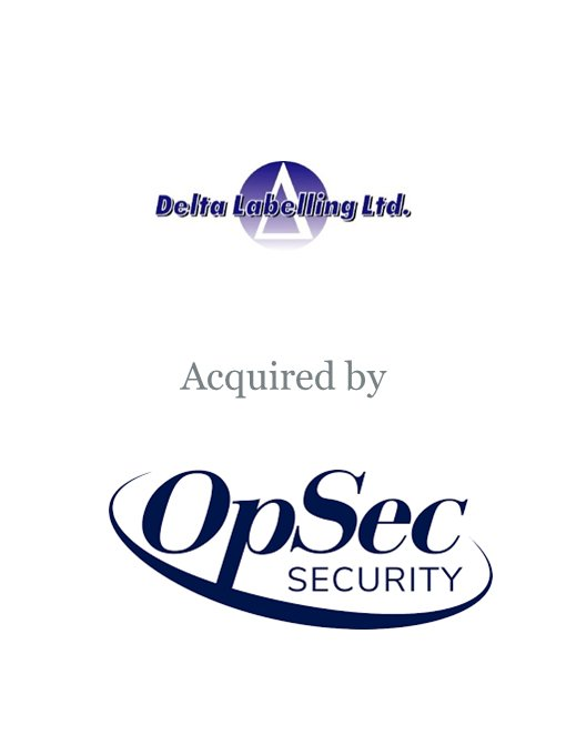 OpSec Security Group acquires Delta Labelling