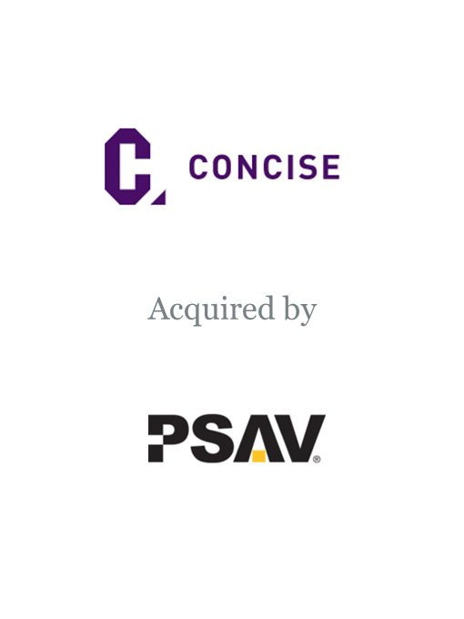 PSAV acquires Concise