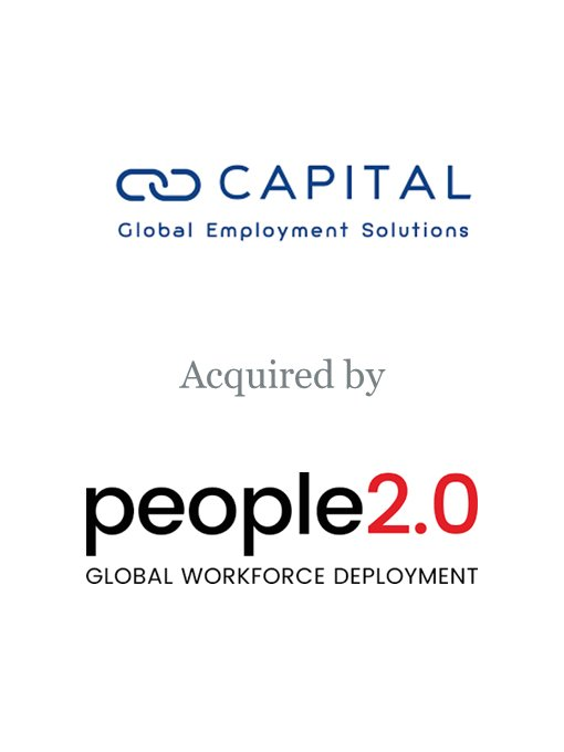 People 2.0 merges with Capital GES