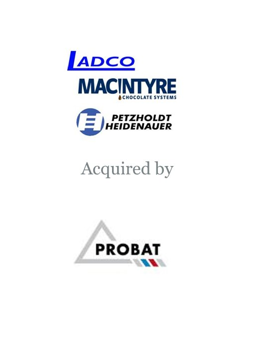 Probat Group acquires Ladco Group
