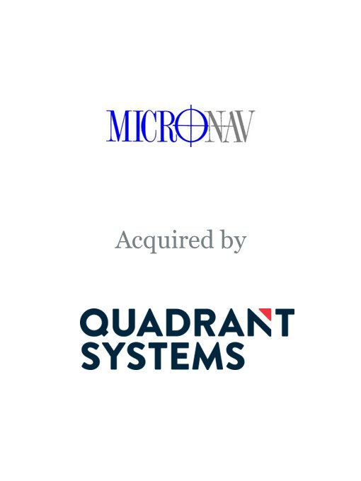 Quadrant Group acquires Micro Nav
