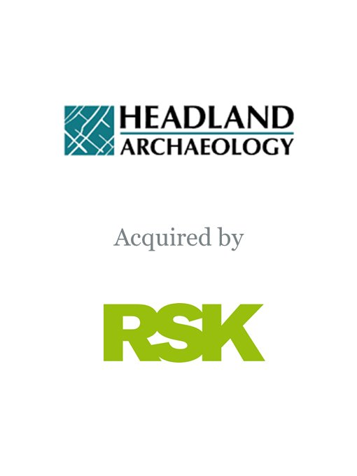 RSK acquires Headland Archaeology