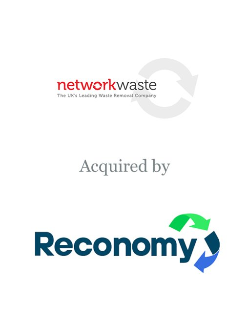 Reconomy acquires Network Waste