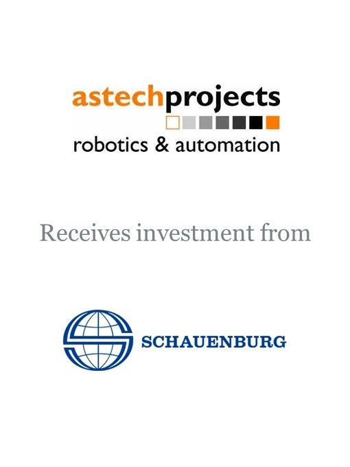 Schauenburg International invests in Astech Projects