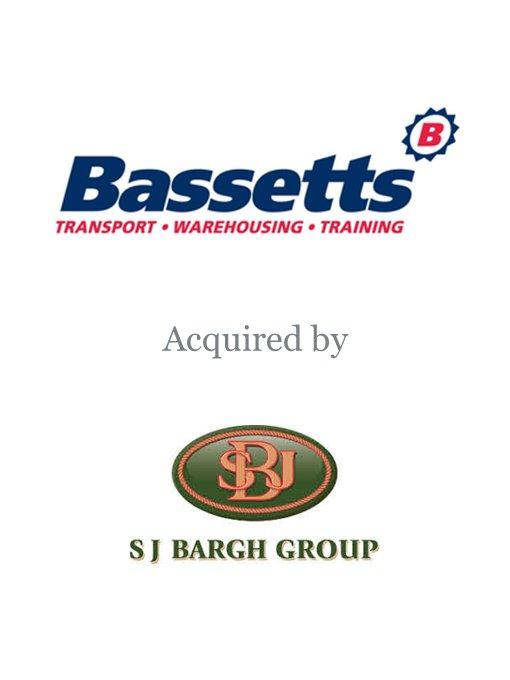 SJ Bargh acquires RG Bassett & Sons