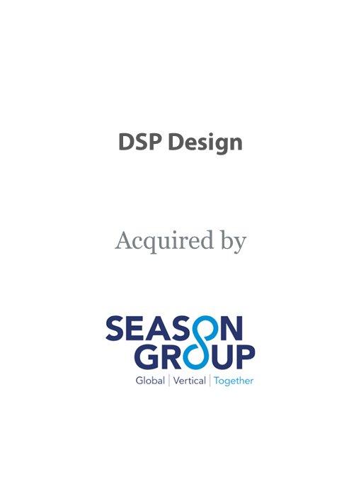 Season Group acquires DSP Design
