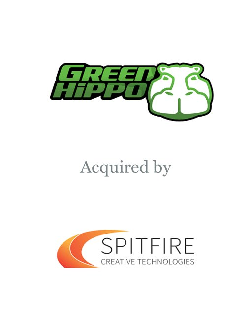 Spitfire Creative Technologies acquires Green Hippo