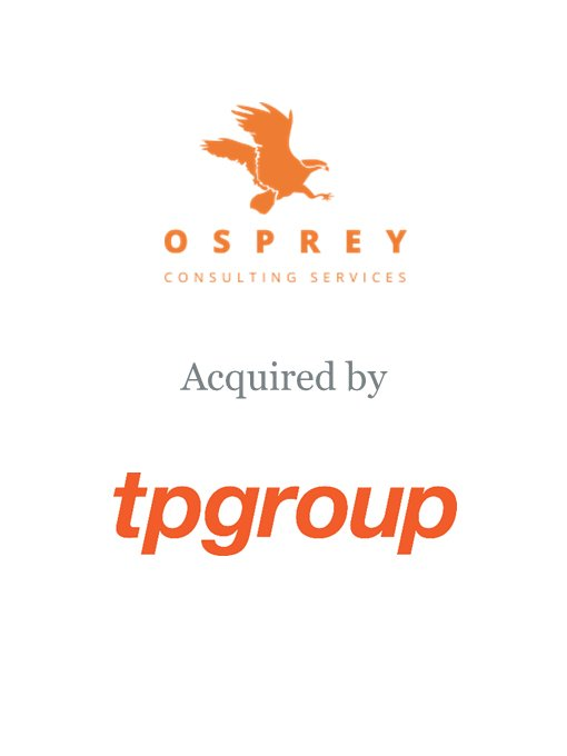 TP Group acquires Osprey Consulting Services