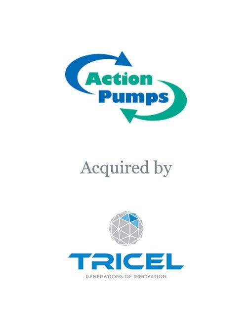 Tricel acquires Action Pumps