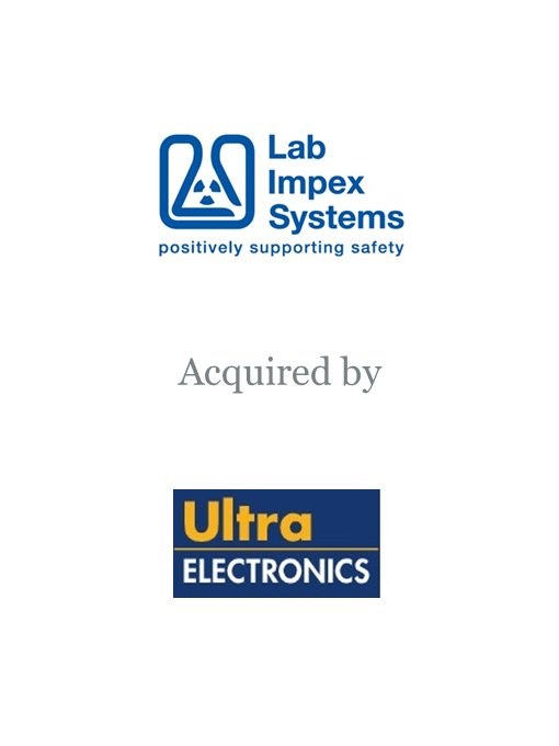 Ultra Electronics plc acquires Lab Impex Systems