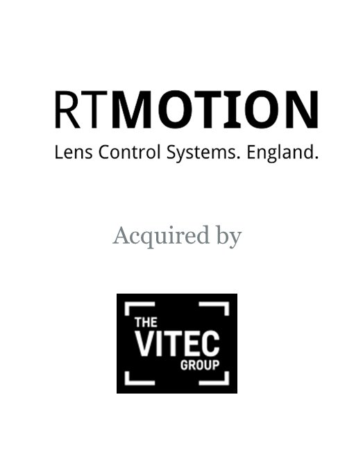 Vitec Group acquires RT Motion Systems