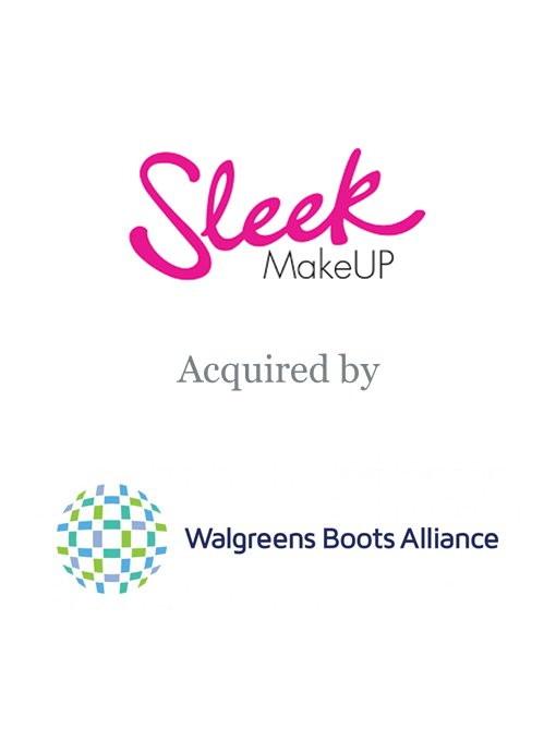 Walgreens Boots Alliance acquires Sleek Makeup