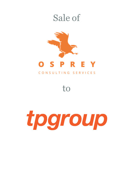 Osprey Consulting Services sold to TP Group