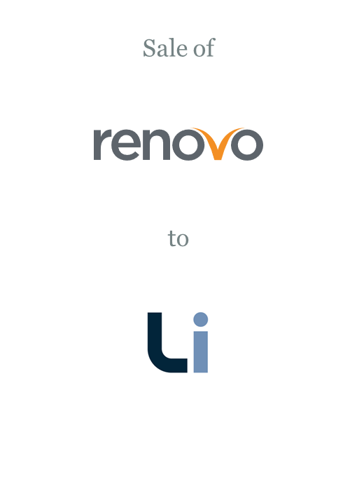 Renovo sold to Liberata