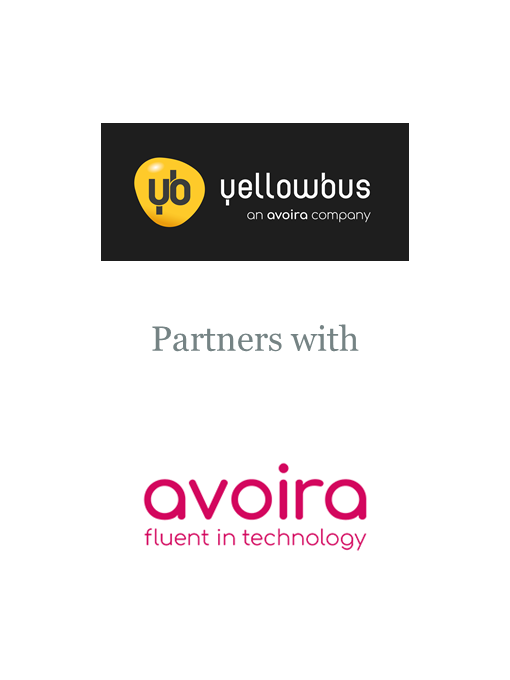 Avoira partners with Yellowbus solutions