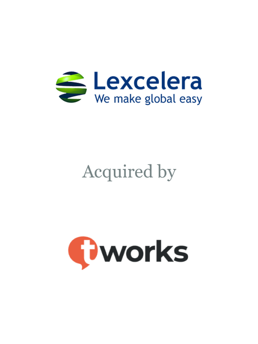 Lexcelera sold to t'works Group