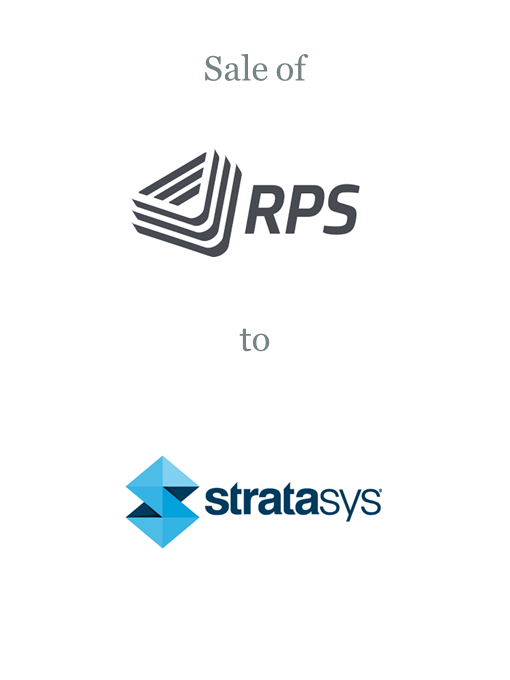 RPS sold to Stratasys