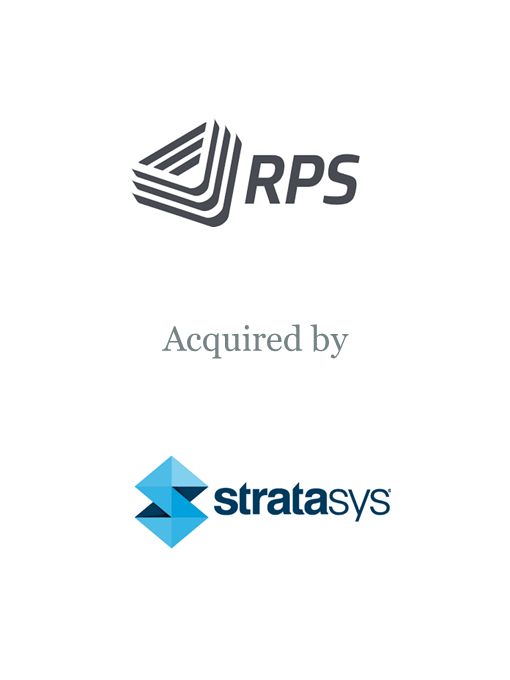 RPS sold to NASDAQ-listed Stratasys