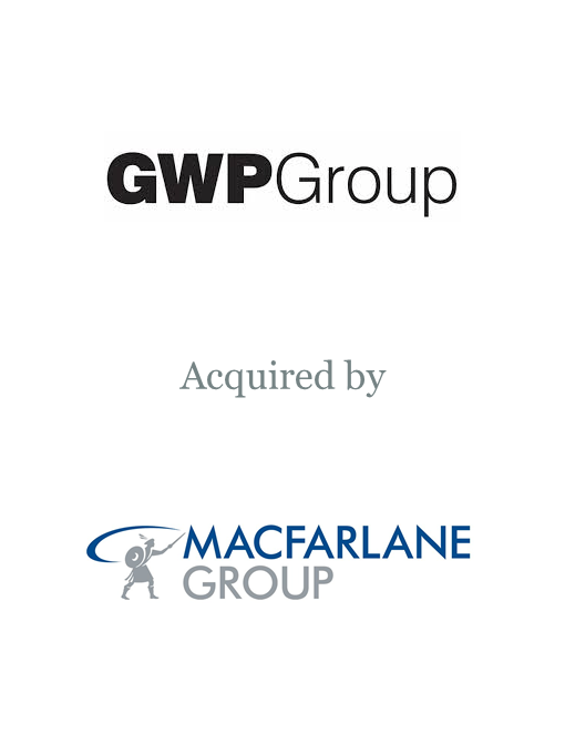 """BCMS has advised the shareholders of GWP Holdings Limited, the owner of GWP Group Limited (""""GWP""""), on the sale of the business to Macfarlane Group PLC (""""Macfarlane""""), LSE: MACF. GWP is a protective packaging manufacturing and distribution business based in Wiltshire, South West England. First established in 1990, with manufacturing facilities in Swindon and Salisbury, GWP designs and manufactures an extensive range of bespoke packaging products, specialising in providing solutions for the safe transportation and long-term storage of valuable and fragile products. The business sells to a prestigious customer base in South West England and across the UK, in a diverse range of sectors including aerospace/defence, electronics, food and drink, technology, medical, manufacturing and online retail. PQ: """"BCMS worked very closely with the shareholders of GWP to fully understand our business and how we differentiate ourselves in the market"""" - David Pedley, Chairman, GWP GWP provides all forms of industrial packaging: corrugated cardboard transit packaging, protective cases, presentation cases, engineered foam inserts, anti-static/electrostatic discharge (ESD) safe packaging, re-usable Correx® packaging and specialist coatings. In addition, GWP offers a full vendor-managed inventory system, with a suite of services from design consultancy and packaging audit to materials handling, warehousing and Just In Time (JIT) supply to end users. For the year ended 30 September 2020, GWP generated sales of £13.2 million, EBITDA of £2.1 million and pre-tax profits of £1.6 million. The business has an experienced team of 107 employees, including its six Directors. Five of the Directors will remain with the company following its acquisition. Macfarlane Group PLC has been listed on the Main Market of the London Stock Exchange since 1973 and has over 70 years' experience in the UK packaging industry. Through its two divisions, Macfarlane Group services a broad range of business customers supp"""