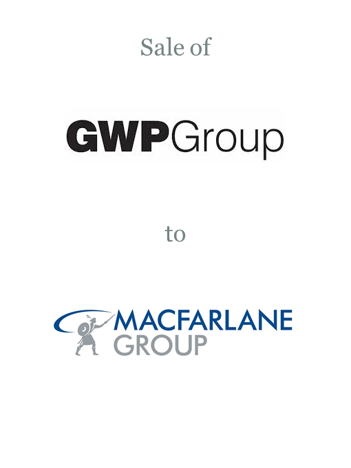 GWP Group sold to Macfarlane Group PLC